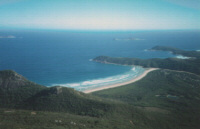 View from Mt. Oberon - Wilson's Promontory
